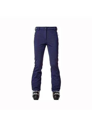 Rossignol Rossıgnol Skı Softshell Kadın Kayak Pantolonu Lacivert